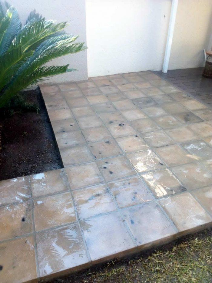 Cement Paving Tiles 340 x 340 x 16