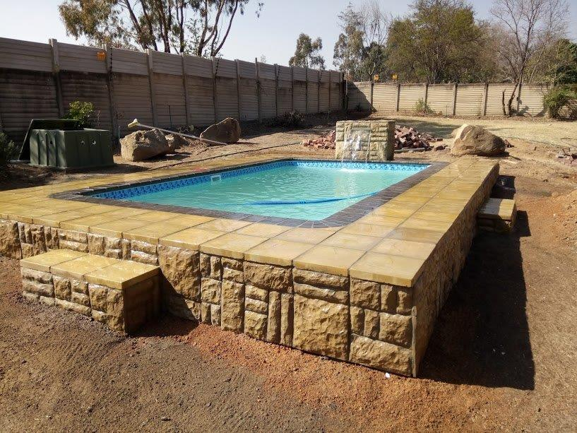 Swimming pool Copings, Bullnoses & Cement cladding - ECO ...