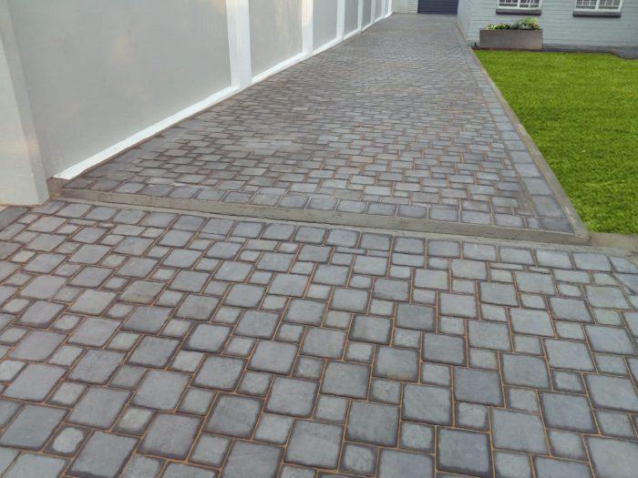 Cement Driveway Paving Blocks