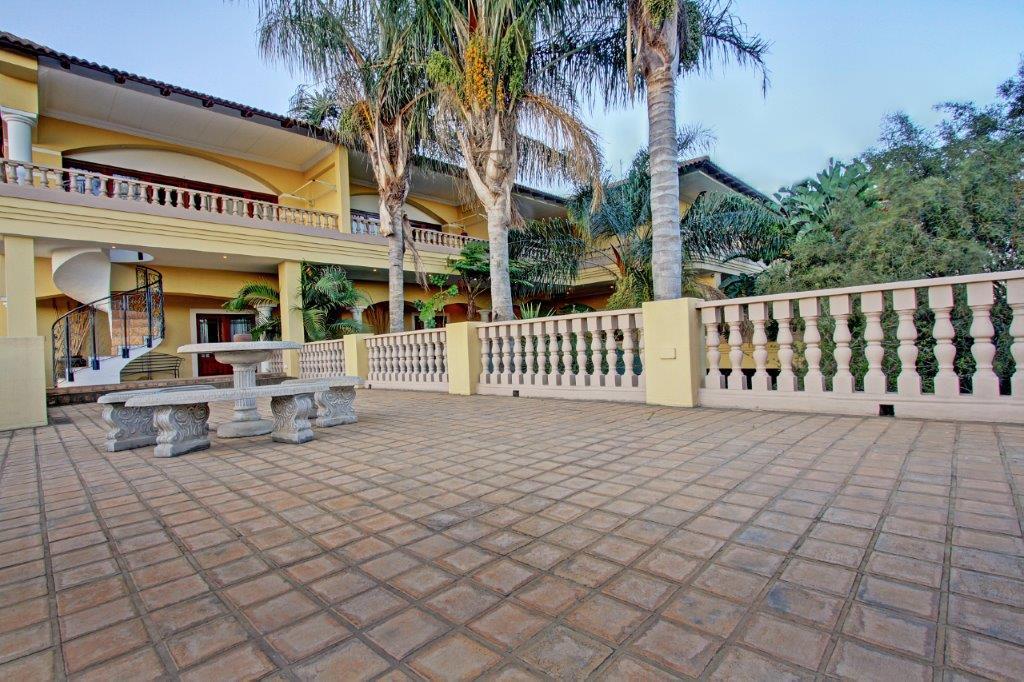 Hurricane Cement tiles for patio