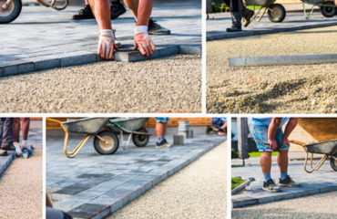 Steps to follow if you want to DIY Paving